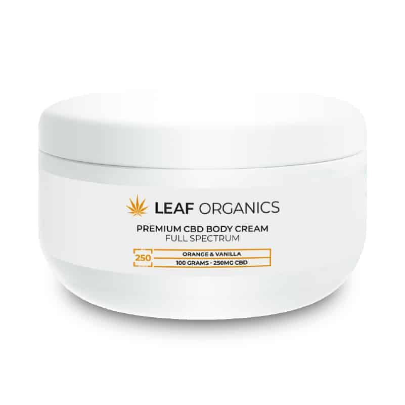 CBD Body Cream 100g